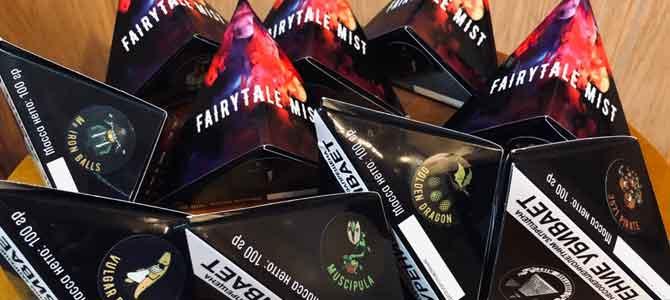 Табак «Fairytale Mist»: сказка для кальяна