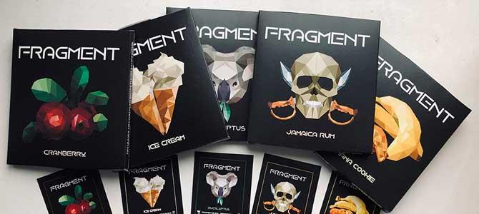 FRAGMENT BLEND: сочная кальянная смесь