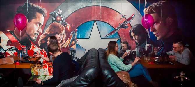 Кальянная «F-Marvel»: атмосфера счастья