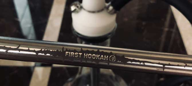 Кальян First Hookah ECO