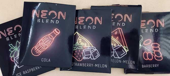 Кальянная смесь «Neon Blend»