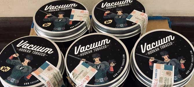 Vacuum Tobacco — супергеройский табак