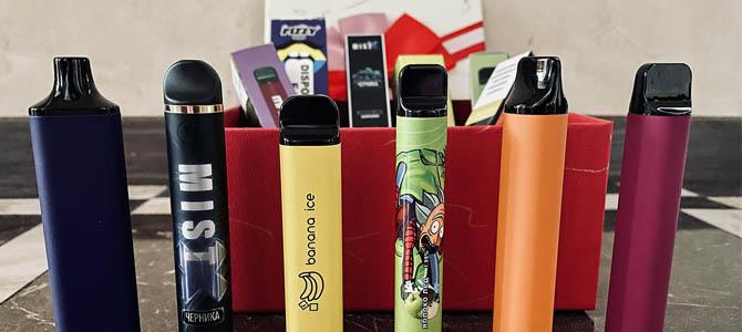 Электронные сигареты IZI, MaskKing, Fizzy, Puff, Mist X как альтернатива кальяну?